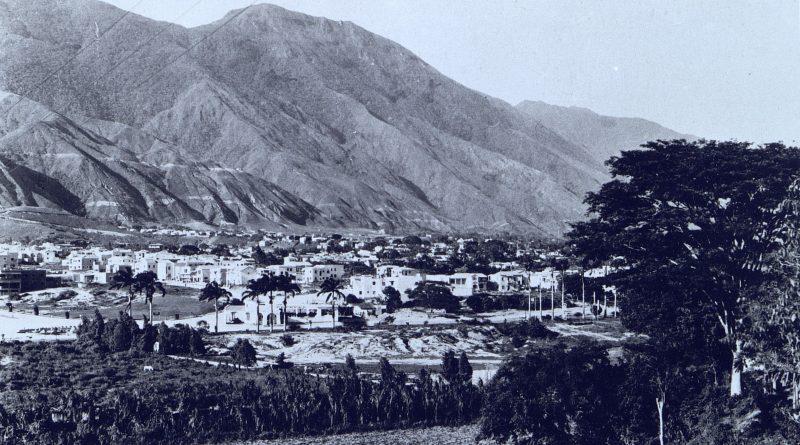 Valle de Caracas, Hacienda Ibarra [material gráfico]