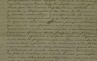 El sr. Domingo Garbán y su libro de poesías Cecilio Acosta.