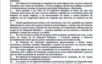 [Carta] 1814 jun. 19, [a] La neutralidad estricta que el gobierno de S.M.B [transcripción]