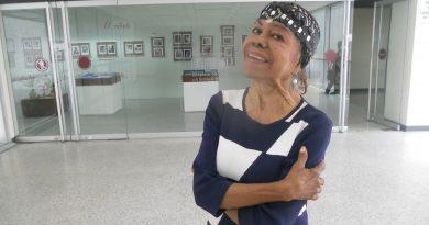 Edith Salcedo [Videograbación] : [Entrevistas]