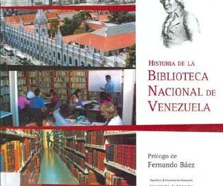 Historia de la Biblioteca Nacional de Venezuela